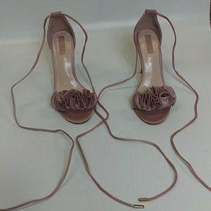 Beautiful pink heels
